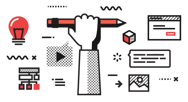 Digital designer in sweden: ux, ui, marketing & branding